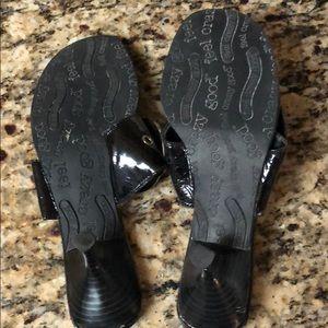 d1652efe8a5810 Dr. Scholl s Shoes - Zodiac Dr. Scholl s Kitten heel flip flop sandals